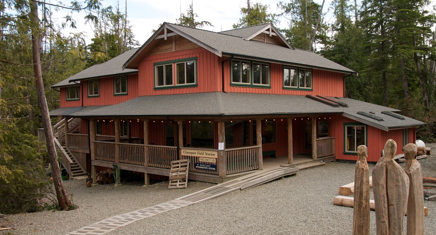 """Clayoquot Field Station"" (CC BY 2.0) by Sam Beebe, Ecotrust, flickr.com"